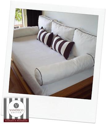V ndeco design como convierto mi cama en un sill n for Almohadones divan