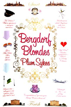 Bergdorf Blondes book cover