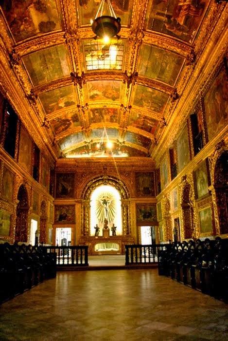 Capela Dourada - Recife