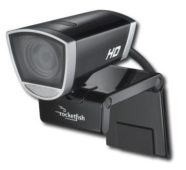Rocketfish 720p HD Webcam Review and Setup Guide - YouTube
