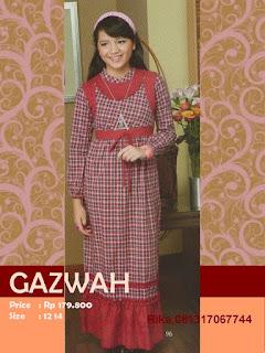baju anak muslim perempuan