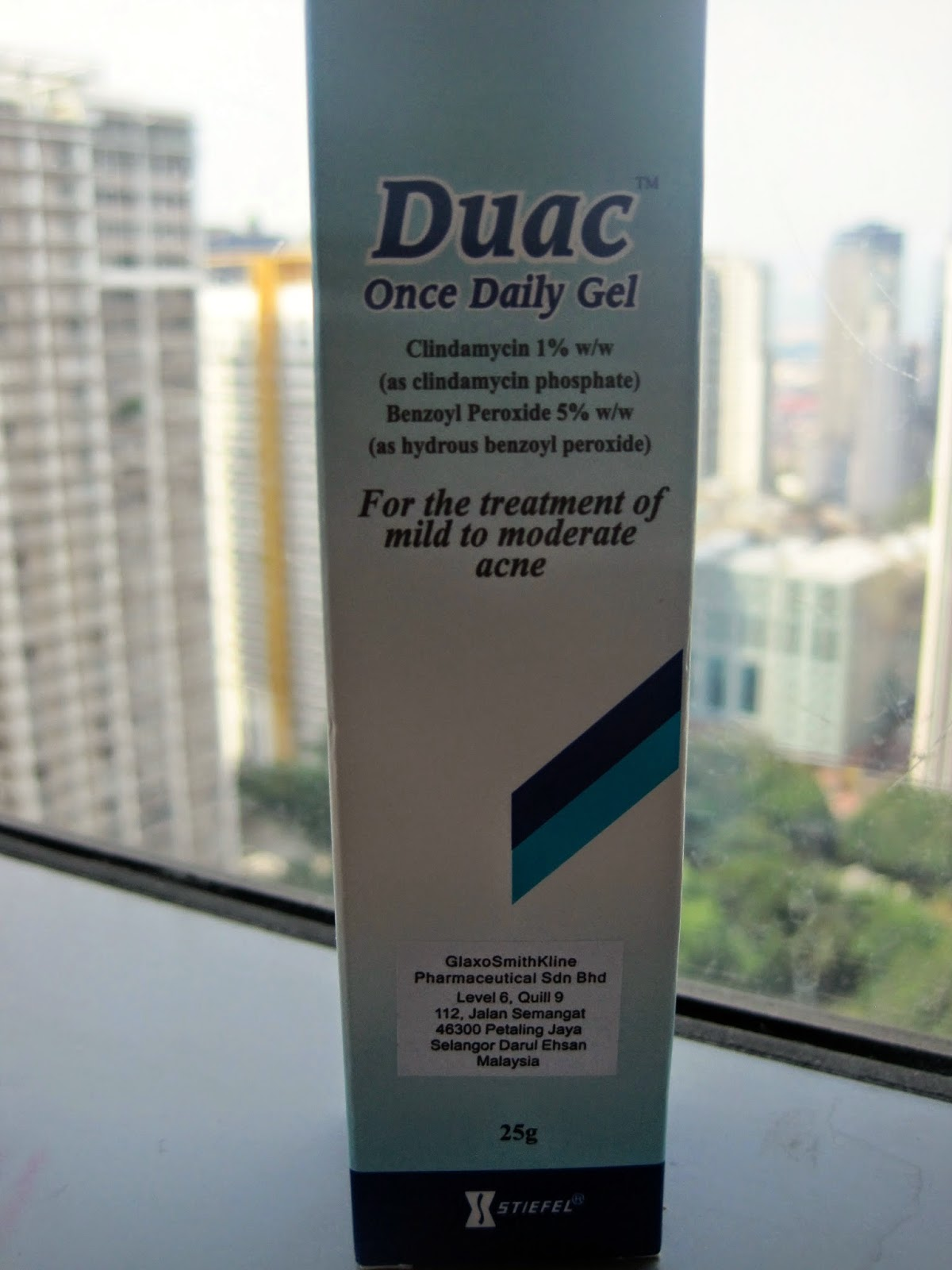 Duac once daily gel review