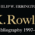 Mais informações sobre o conteúdo da bibliografia de J.K. Rowling