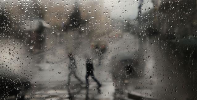 Έρχονται βροχές, καταιγίδες, χαλαζοπτώσεις και θυελλώδεις άνεμοι