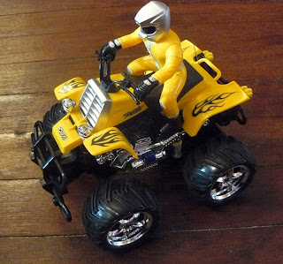 Remote Control Quad Bike