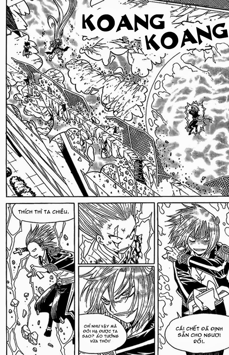GWISIN BYEOLGOK - Bí kíp của quỷ chap 44 - Trang 6