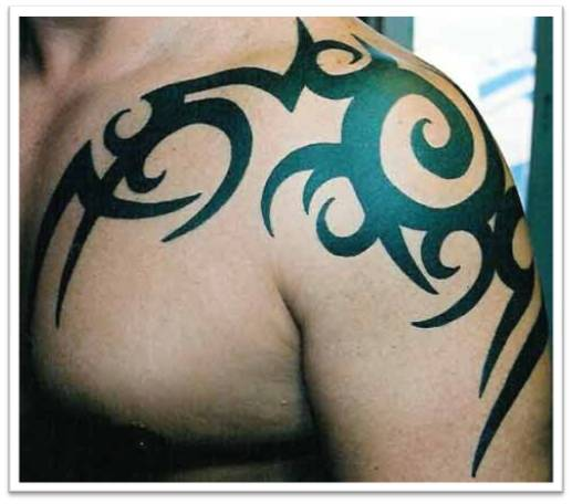 Men Tribal Tattoo Designs