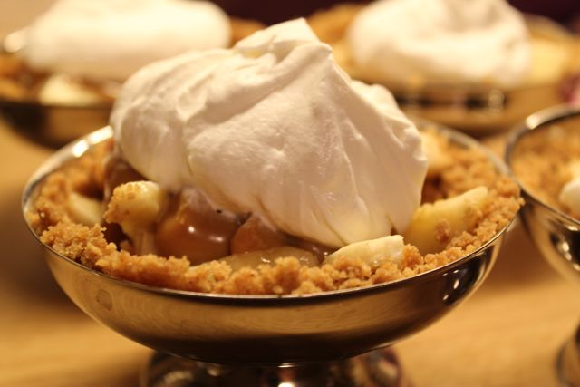 how to make toffee for banoffee