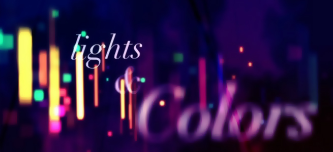 Lights and Colors: Poetic Typography,after effect inspiration,vfx inspiration,inspiration videos,inspiration videos vfx,after effect,particle effects inspiration,inspiration videos for vfx,adobe after effects inspiration videos,inspiration projects