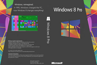 Windows 8 Pro/Ent Product Key 9 November 2015