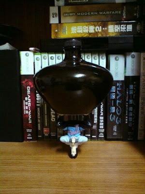 MacDonald's Balancing Sasuke Toy by www.KisKut.com