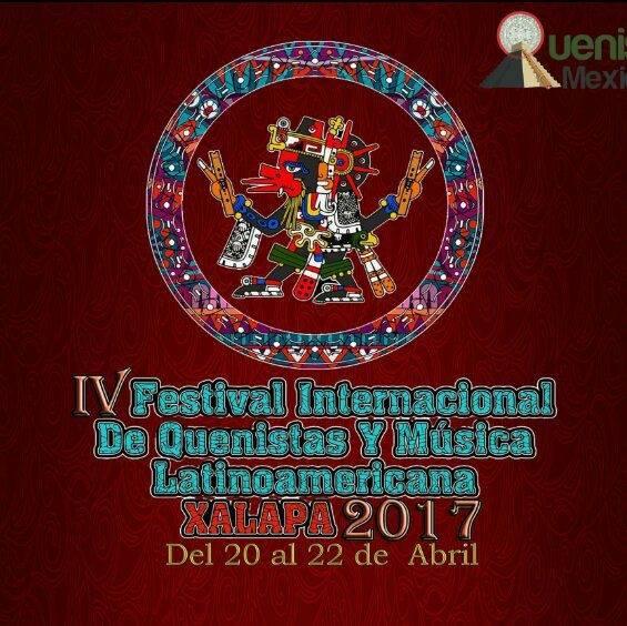 IV FESTIVAL INTERNACIONAL DE QUENISTAS  Y MUSICA LATINOAMERICANA