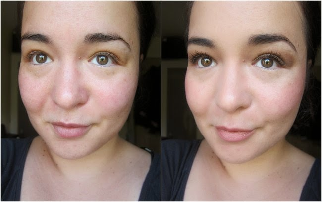 Estée Lauder Perfectionist Youth Infusing Foundation SPF 25 Review, Before and After Pics