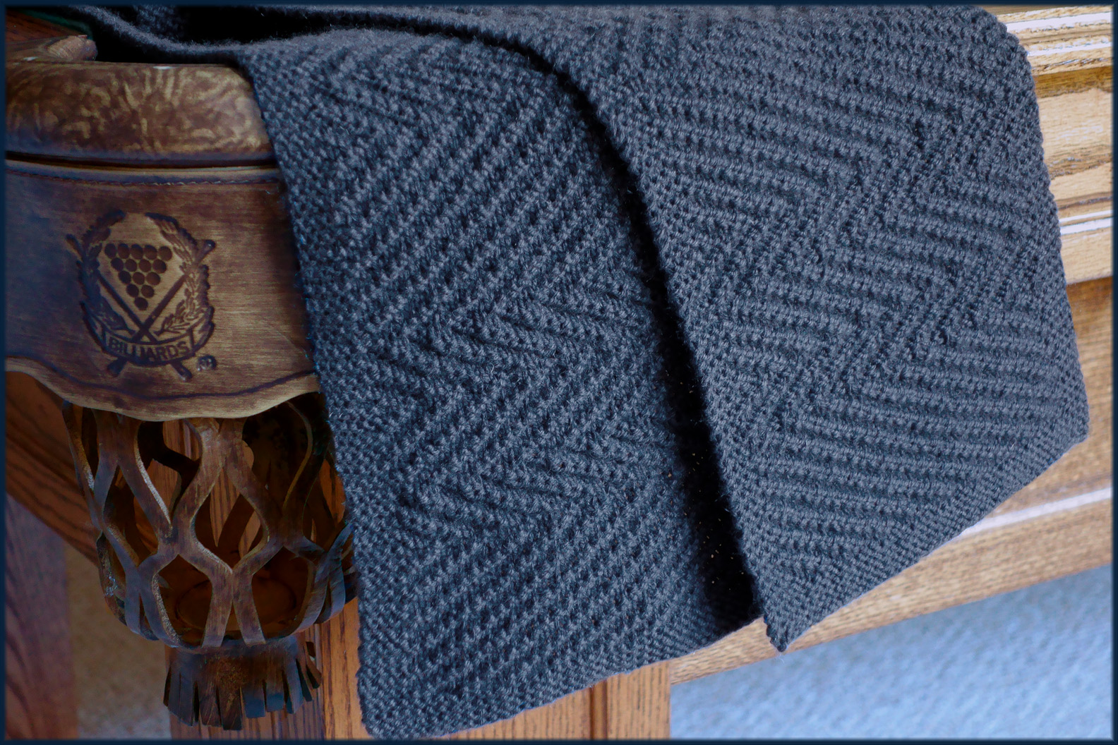 Wyndlestraw Designs: The Lamberhurst Scarf