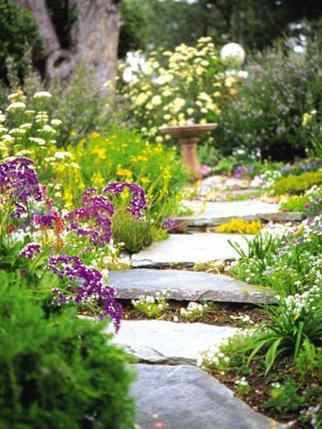 Garden Inspiration Part Ii Earth Wallpaper