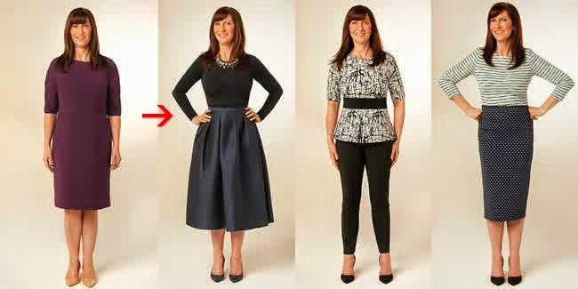 Tips Fashion Supaya Pinggang Menjadi Tampak Lebih Ramping