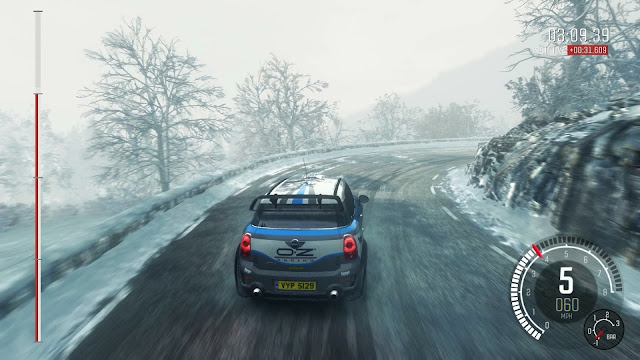 DiRT Rally Gameplay 1
