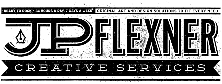 JP Flexner // Creative Services