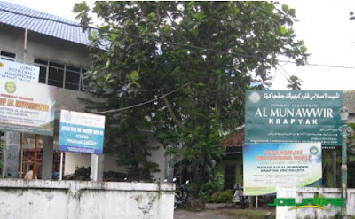 Hakim Sita Ponpes Ali Masum Krapyak
