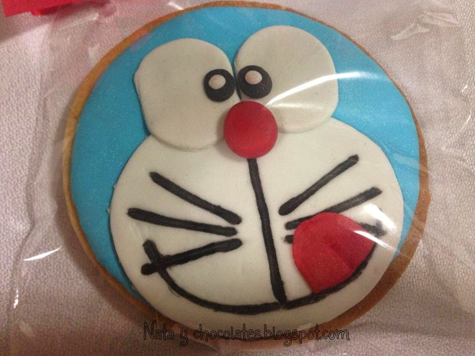 Galleta Doraemon
