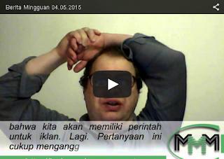 News Update Berita Mingguan MMM Mavrodi Indonesia Tanggal 4 Mei 2015