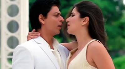 Jab Tak Hai Jaan Shahrukh Khan and Katrina Kaif Movies Songs Wallpapers
