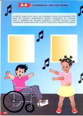 Criança com e sem Deficiência