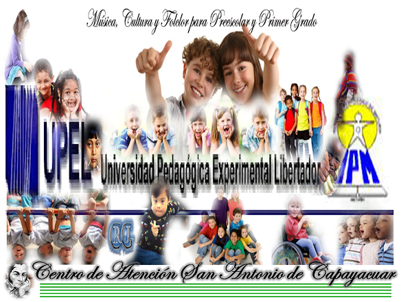 Pedagogía UPEL-IPM San Antonio