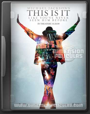 Michael Jackson: This is it (DVDRip Inglés Subtitulado)