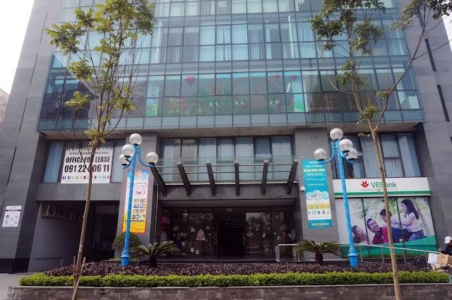 Chung cư Rainbow văn quán