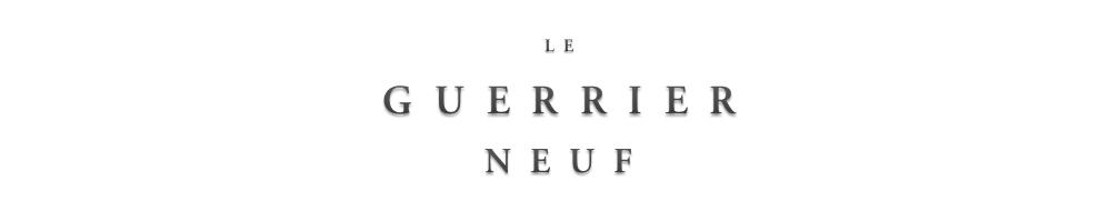 Le Guerrier Neuf