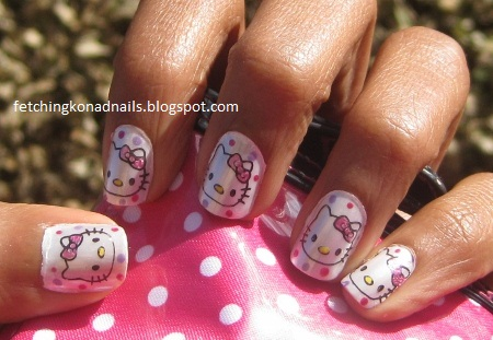 hello kitty nail  news