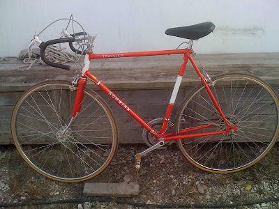 Desain Sepeda Balap Fixie