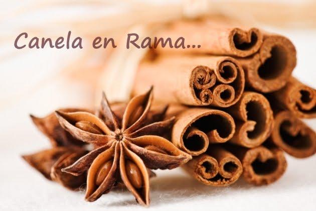 Canela en Rama…