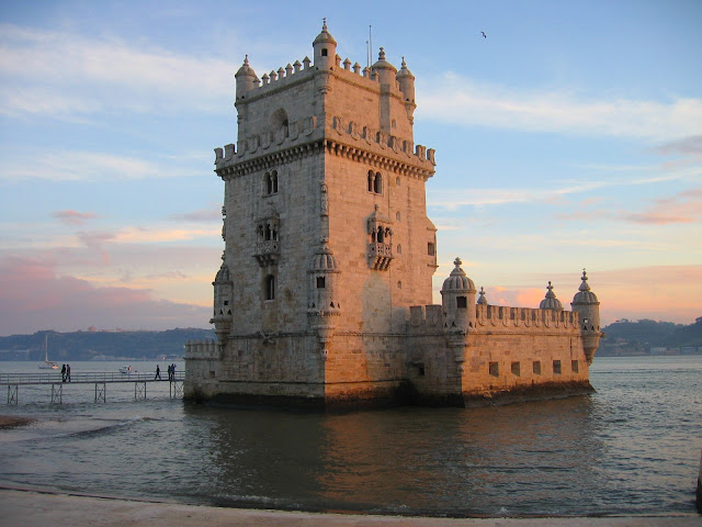 La Torre di Belem in Portogallo