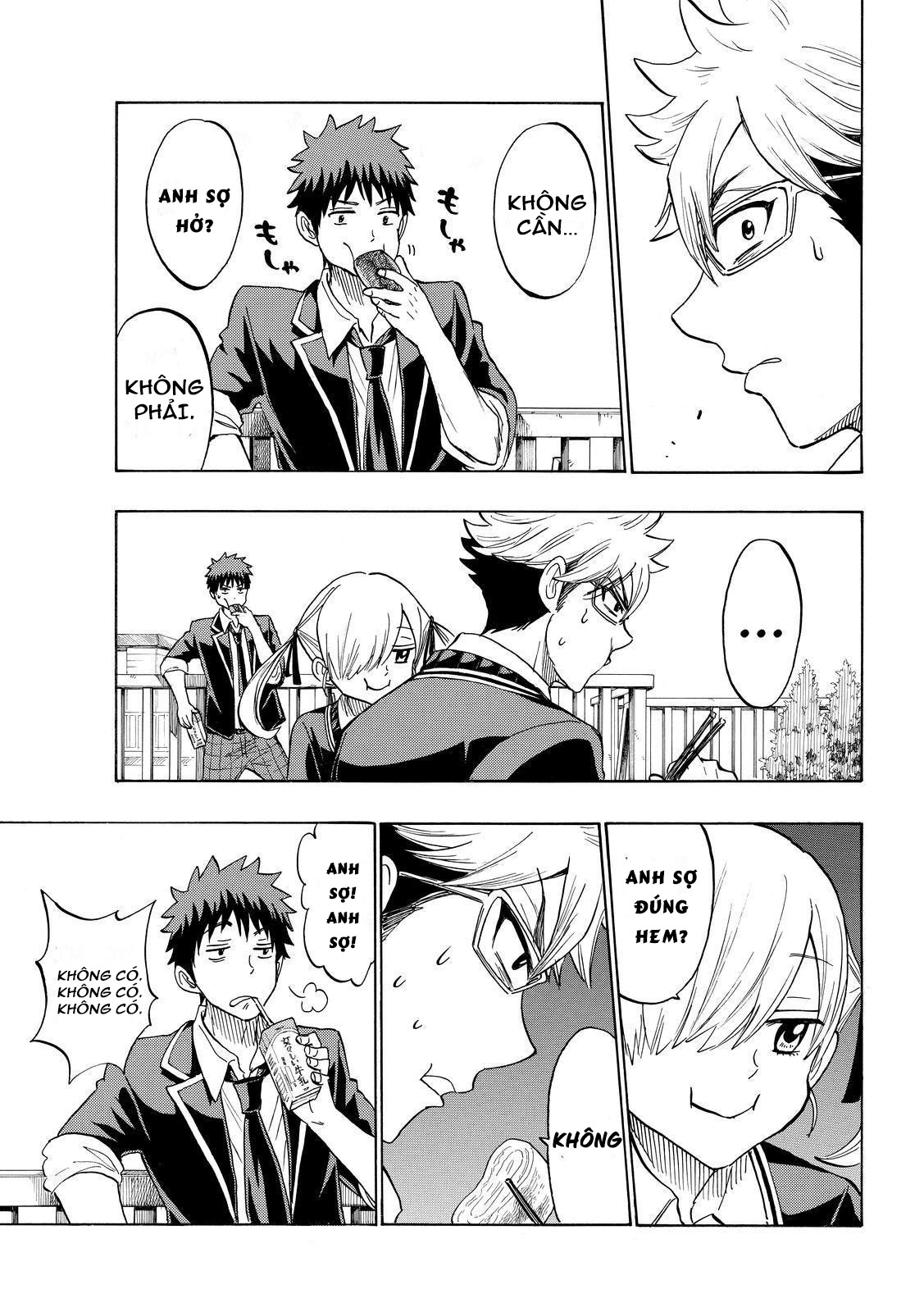 Yamada-kun to 7-nin no majo chap 174 page 8 - IZTruyenTranh.com