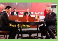 Venezuela encarga su tercer satélite a la empresa china CGWIC