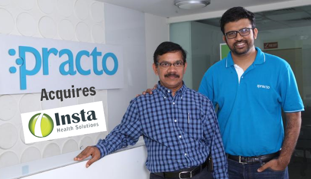 Practo acquires Insta Health startup  for $12 million