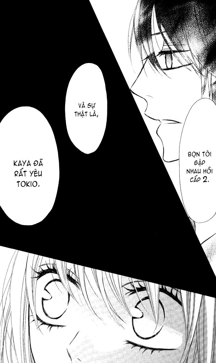 Obaka-chan, Koigatariki Chap 9 - Next Chap 10