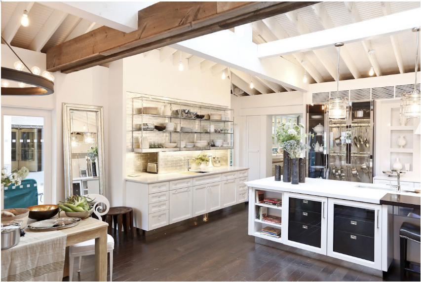 Key Interiors By Shinay 2012 House Beautiful Kitchen Of
