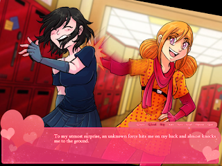 falling hearts visual novel