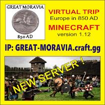 Minecraft Veľká Morava