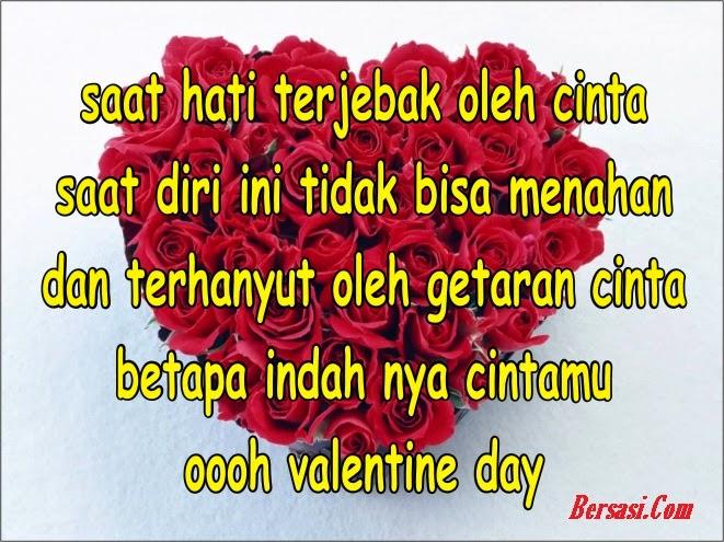 kata ucapan selamat hari valentine day