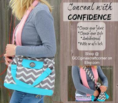 Shop My Concealed Carry Purses