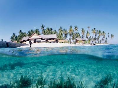 Wakatobi Island, Indonesian