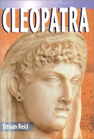 bookcover of CLEOPATRA  by Struan Reid