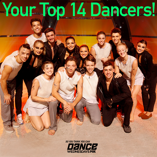Recap/review of So You Think You Can Dance Season 11 - Top 14 Perform by freshfromthe.com