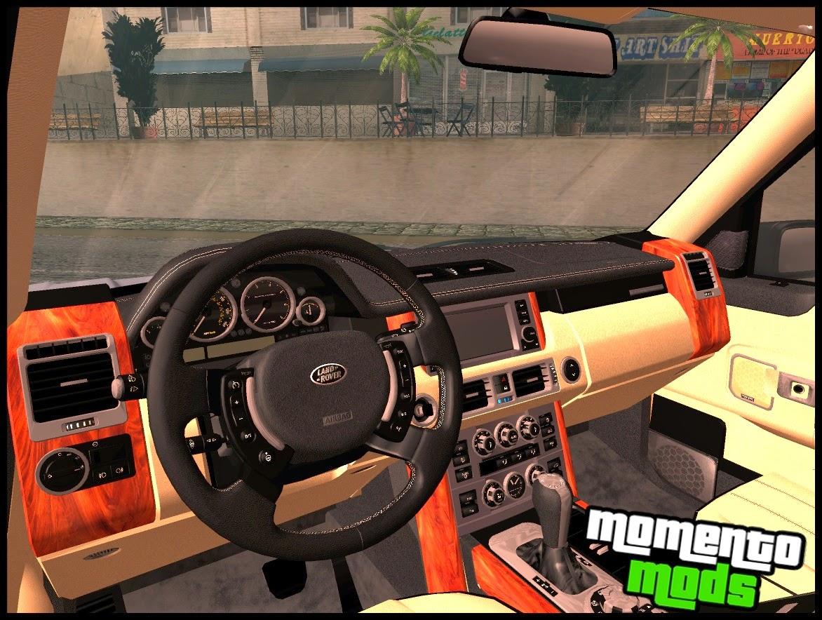 GTA SA - Land Rover Range Rover 2008 + ImVehLM