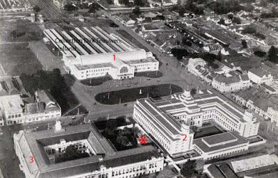 (Old Batavia), Batavia-Jakarta Kota 1937.