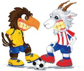 Tierische Mexikanische Fussball-Liga